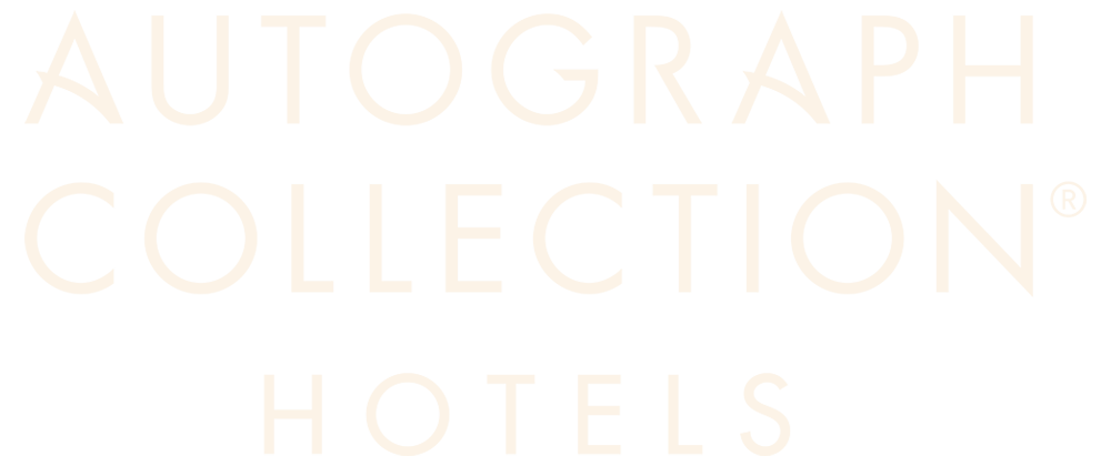 Autograph Collection Hotels logo footer